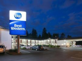 Best Western Inn of Vancouver, hotel in Vancouver