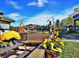Best Western Saranac Lake, hotel near John Brown Farm State Historic Site, Saranac Lake