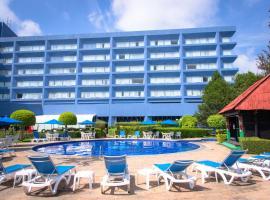 Best Western PLUS Gran Hotel Morelia, hotel in Morelia
