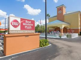 Best Western Plus Sanford Airport/Lake Mary Hotel, hotel near Orlando Sanford International Airport - SFB,
