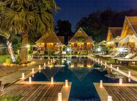 Angkor Heart Bungalow, hotel in Siem Reap