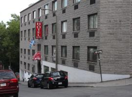 Hotel des Arts, hotel near Museum of Contemporary Art, Montreal