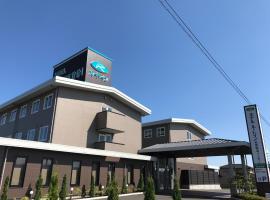 Hotel Route Inn Natori Iwanuma Inter Sendai Airport, hotel near Sendai Airport - SDJ,