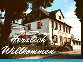 Dorfgasthof Schmitz, hotel near Nuerburgring, Schalkenmehren
