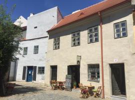 U Židovské brány, hotel in Třebíč