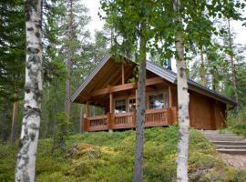 Ukonloma Cottages, loma-asunto Rovaniemellä