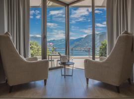 B&B Vista Lago, boutique hotel in Como
