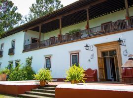 Best Western Plus Posada de Don Vasco, hotel in Pátzcuaro