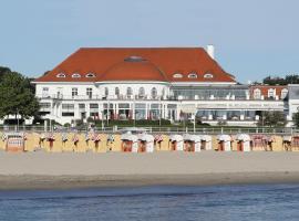 Atlantic Grand Hotel Travemünde, hotell i Travemünde