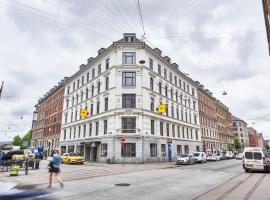 Zleep Hotel Copenhagen City, hotel near Tivoli Gardens, Copenhagen