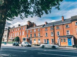 The Stay Company, Friar Gate, hotel near Royal Derby Hospital, Derby