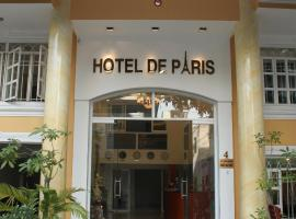 Hotel De Paris, hotel near Saigon Exhibition and Convention Center, Ho Chi Minh City