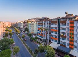 Lonicera City Hotel, hotel in Alanya