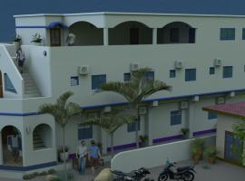 D´Gecko Hotel, hotel in Moalboal