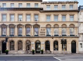 The Old Bank, accommodation in Oxford