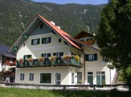 Ferienhaus Feuerer, hotel in Obertraun