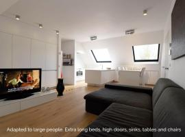 Stay in Ghent, apartment in Ghent
