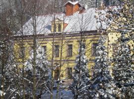 Penzion Rudolf, ubytování v soukromí v destinaci Liberec