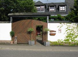 Stierstall-Suite Pension Wahlenau, hotel near Frankfurt-Hahn Airport - HHN,