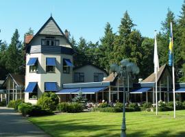 Veluwe Hotel Stakenberg, hotel near Walibi World, Elspeet