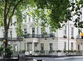 Hotel Edward Paddington, hotel en Paddington, Londres
