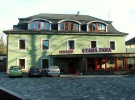 Penzion Stara Fara, hotel v destinaci Makov