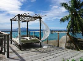 Bliss Boutique Hotel Seychelles, boutique hotel in Glacis