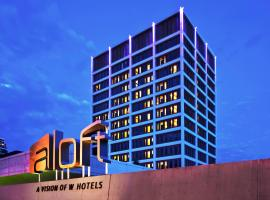 Aloft Tulsa Downtown, hotel in Tulsa