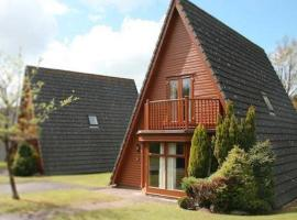 Waterside Cornwall, lodge in Bodmin