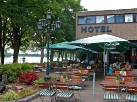 Hotel Rheinterrasse Benrath, Hotel in der Nähe von: Schloss Benrath, Düsseldorf