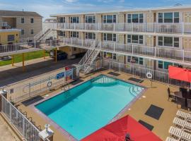 Esplanade Suites - A Sundance Vacations Property, hotel near Wildwood Boardwalk, Wildwood