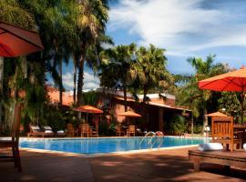 Orquideas Palace Hotel & Cabañas, hotel in Puerto Iguazú