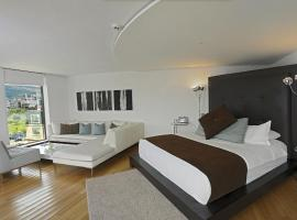 Le Parc Hotel, Beyond Stars, hotel in Quito