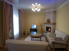 Slovac-apartment, viešbutis Kišiniove, netoliese – Nacionalinis Moldovos istorijos muziejus