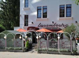Hotel Le Luxembourg, hotel in La Roche-en-Ardenne