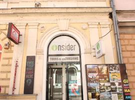 Riverside Residence, smještaj s doručkom u Sarajevu