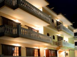 Hotel Kastri, отель в Лутра-Эдипсу
