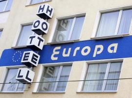 Hotel Europa, hotel in Bonn