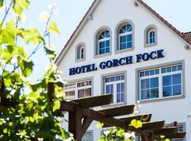 Hotel Gorch Fock, Hotel in Timmendorfer Strand