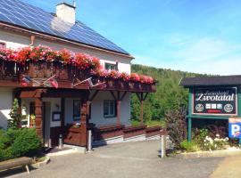 Ferienhotel Zwotatal, Hotel in Zwota