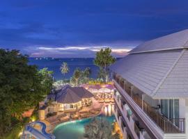 Pattaya Discovery Beach Hotel, отель в Паттайе (Центр)
