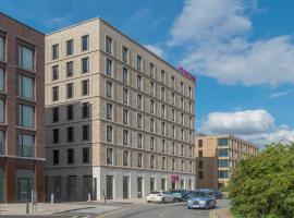 Moxy London Excel, hotel near London City Airport - LCY, London