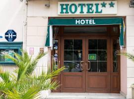 Hotel de la Gare, gîte à Dol-de-Bretagne