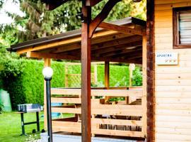 Apartments Brunarica, hotel blizu znamenitosti Terme 3000 Moravske Toplice, Moravske Toplice