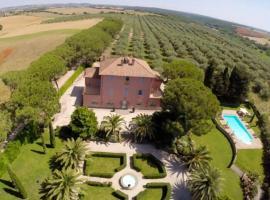 Relais Pian Di Vico, hotel a Tuscania