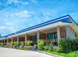 Nam Sai Loft Resort โรงแรมในหาดเจ้าหลาว