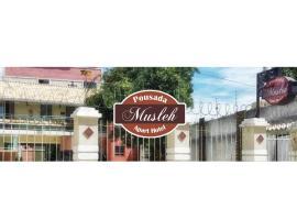 Pousada Musleh, homestay in Rio Grande
