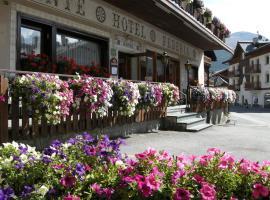Hotel Federia, hotel in Livigno