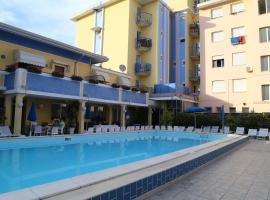 Hotel Portofino, отель в городе Лидо-ди-Езоло