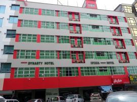 Monaco Dynasty Hotel, hotel in Tawau
